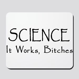 Science Works Mousepad